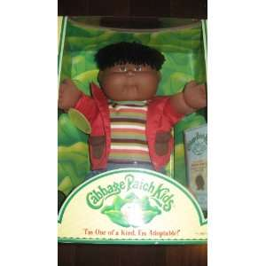 Cabbage Pach Kids   African American Boy  oys & Games