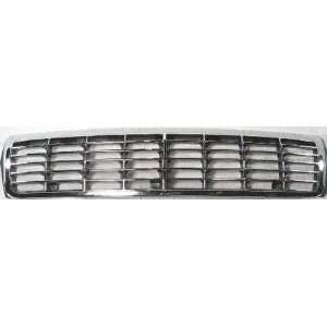 91 96 CHEVY CHEVROLET CAPRICE GRILLE, LTZ Models, Chrome & Black (1991