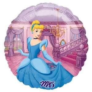 18 Inch Cinderella Mylar Balloon staircase Toys & Games