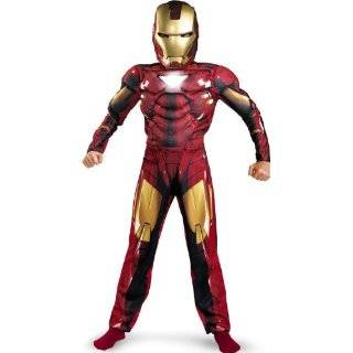 Standard Iron Man Child Costume Toys & Games