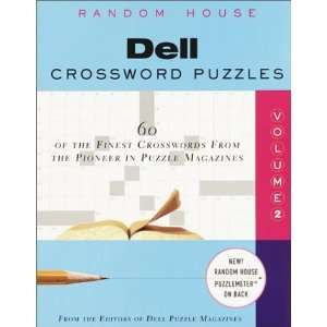 Dell Crossword Puzzles, Volume 2 (Other) (9780812934052