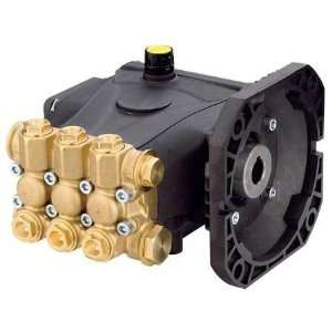 DAYTON 4WXW4 Pressure Washer Pump,3 GPM,1/2 F x 3/8 F