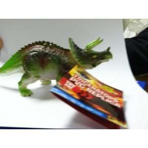 Triceratops   Toy Dinosaur Figure with Sound Toys & Games