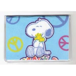 Debit Check Card Gift Card Drivers License Holder Peanuts