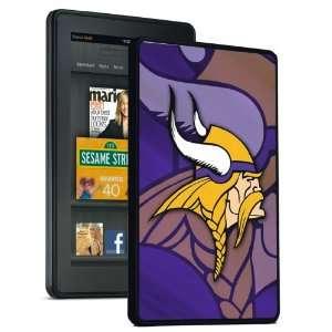 Minnesota Vikings Mascot   Kindle Fire Hard Shell Snap On