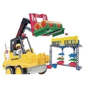 Rokenbok SP11 S & P Fun Forklift Set  Toys & Games