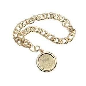 Harvard Business   Charm Bracelet   Gold  Sports