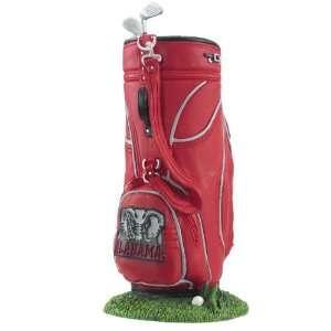 Alabama Crimson Tide Golf Bag Pen Holder