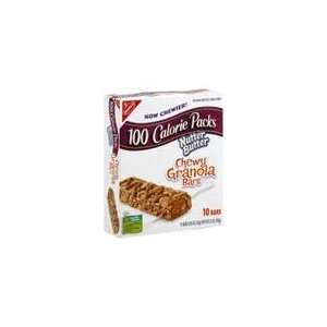 Nabisco 100 Calorie Packs Chewy Granola Bars, Nutter Butter, 8.4oz