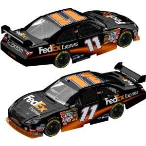 Action Racing Collectibles Denny Hamlin 10 Fed Ex Express