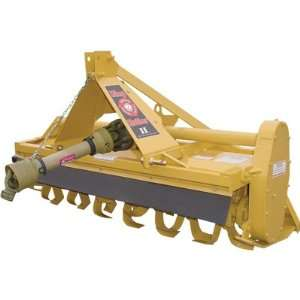 King Kutter Reverse Tine Tiller   72in.W, Model# RTG 72