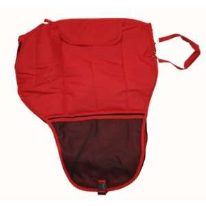 Deluxe Western Horse Saddle Carrier Bag Red Sports