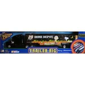 Rig Truck Transporter 1/64 Scale Winners Circle Metal Diecast Cab