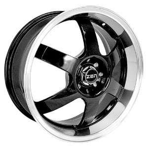 17 Silver ZR6 03 04 Rims Wheels   Wheels Zen   ZR6 Automotive