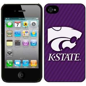 Kansas State Wildcats iPhone 4 / 4S Case Cell Phones & Accessories