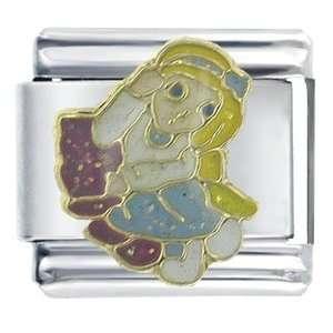 Little Girl Italian Charms Bracelet Link Pugster Jewelry