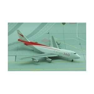 Jet X Cargo 360 Airways B747 200F Model Airplane Toys