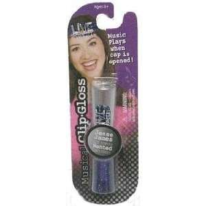 Live in Concert Musical Clip Lip Gloss   Jesse James Wanted Included
