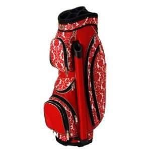 Glove It Ruby Damask Ladies Golf Bag: Sports & Outdoors