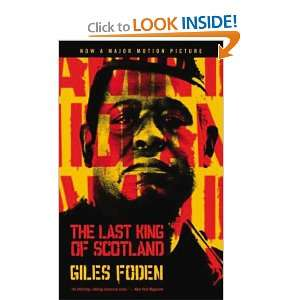 The Last King of Scotland (9780786158485) Giles Foden