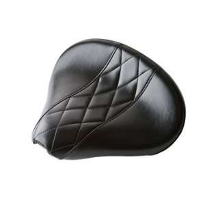 Le Pera Buddy Boy Spring Mounted Large Solo Motorcycle Seat   Bel Air