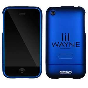 Lil WAYNE on AT&T iPhone 3G/3GS Case by Coveroo
