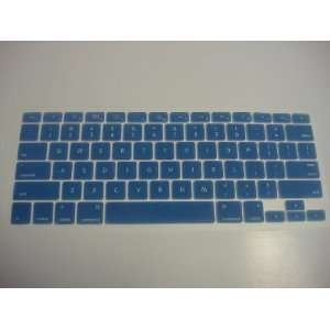 UniCase BLUE Keyboard Silicone Cover Skin Protector for Macbook