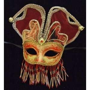 Masquerade Angel Wings Red Mardi Gras Halloween Costume Everything