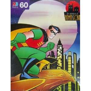 Robin 60 Piece Puzzle   Robin (1995) Toys & Games