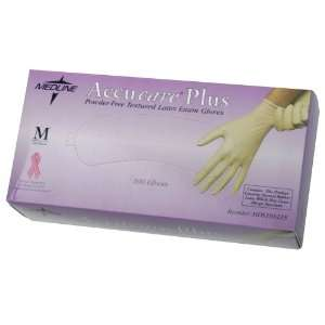 Accucare Plus PF Polymer Latex Gloves   Extra Large Min.Order is 1 CS