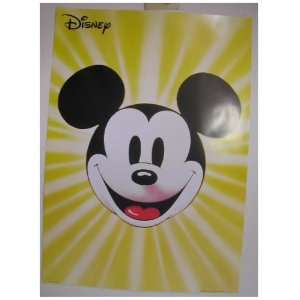 Mickey Mouse Walt Disney Poster 24 Inches By 36 Inches