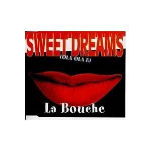 Sweet Dreams (Oh La Ola E) Cd Single, 5 Tracks Incl. Club