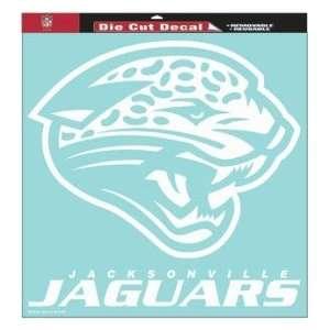 Jacksonville Jaguars NFL Die Cut Decal