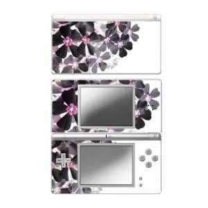 Nintendo DS Lite Skin Decal Sticker   Asian Flower Paint
