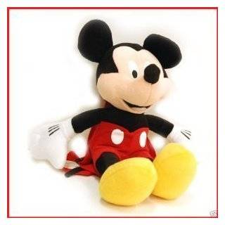 Disney Mickey Mouse Plush Backpack [Toy] : Toys & Games :