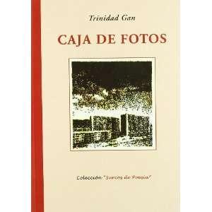Caja de fotos. (XII Premio Surcos de Poesía, Coria del