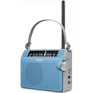Analog Tuning Portable Radio (PR D6BU)