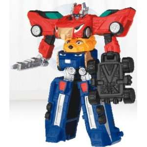 Power Rangers RPM Series Micro Megazord Action Figure   HIGH OCTANE