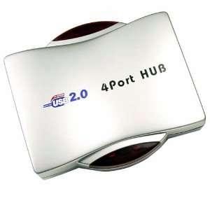 Cables Unlimited USB 1800 4 Port Mini USB 2.0 Hub Bus Powered (30 Inch