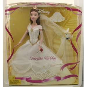 Disney Princess Fairytale Wedding Doll   Belle Toys
