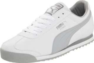 Puma Mens Roma Basic Lace Up Fashion Sneaker Shoes
