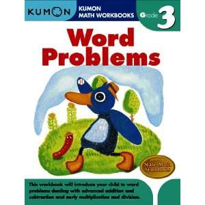 Word Problems (Kumon Math Workbooks Grade 3