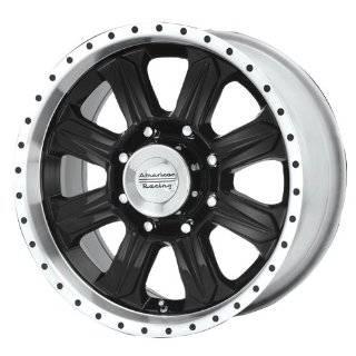 Ion Alloy 174 Black Beadlock Wheel (16x8/5x114.3mm) Automotive