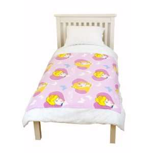 Disney Princess Royal Rotary Fleece Blanket Throw Kitchen