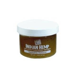 All Ways, Natural Indian Hemp Conditioning Hair Dress, 5.5