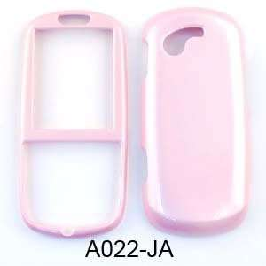 Samsung Gravity 3 T479 Pearl Baby Pink Hard Case/Cover