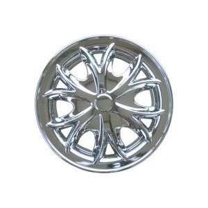 8 Chrome Saw Blade Wheel Cover