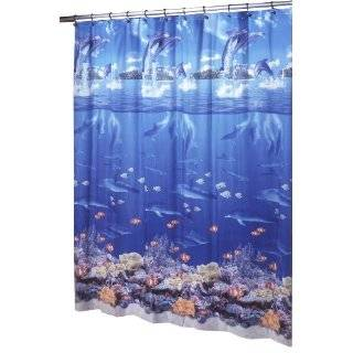 SHOWER CURTAIN fabric bath accessory home decor Explore similar items