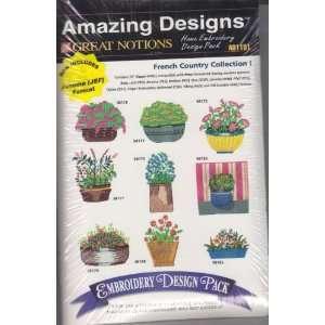 Collection Machine Embroidery Designs AD1151: Arts, Crafts & Sewing