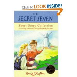Secret Seven Short Story Collection (Secret Seven